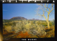 The Olgas Poster