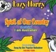 Spirit of Our Country: Lazy Harry CD