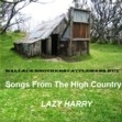 Songs From The High Country: Lazy Harry CD