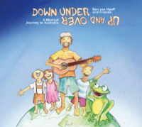 Down Under Up and Over CD