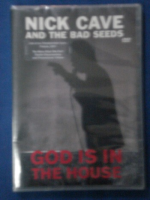 God Is In The House Musik: Nick Cave & The Bad Seeds DVD