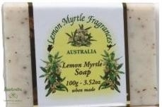 Lemon Myrtle Seife 200g