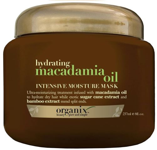 Macadamia Oil Intensive Moisture Mask 237ml