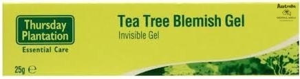 Tea Tree Teebaumoel Blemish Gel 25g Tube (NZ)