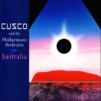 Australia: Cusco and the Philharmonic Orchestra CD