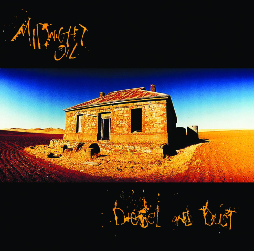 Diesel and Dust: Midnight Oil CD