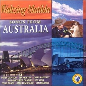 Waltzing Matilda Songs from Australia CD