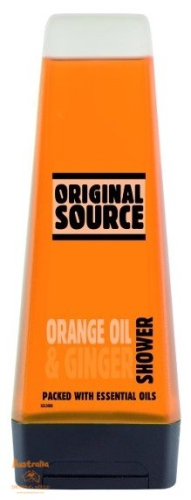 Ingwer & Orange Duschgel 250ml