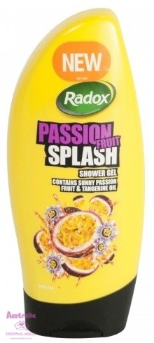 Passionfruit Splash Shower Gel 250ml (EU)