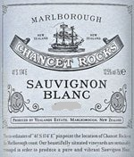 Chancet Rocks Sauvignon Blanc Marlborough (NZ)