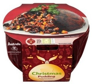 Christmas Pudding 454g