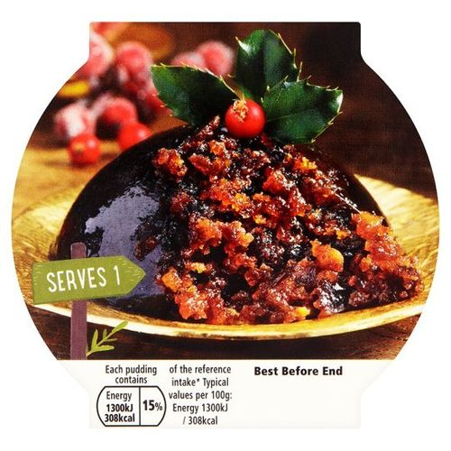 Christmas Pudding 100g