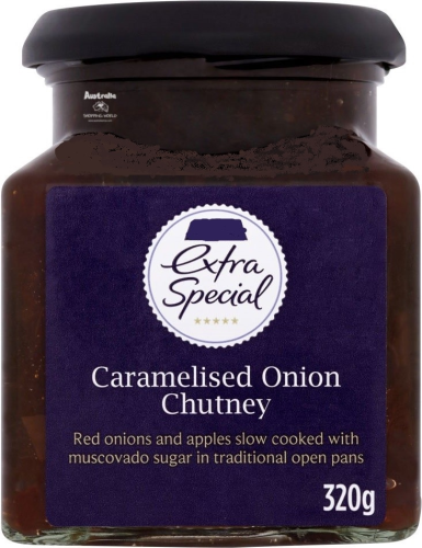 Caramelised Onion Chutney 320g (EU)
