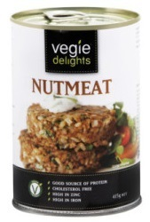 Nutmeat Vegie Delights 415g Dose