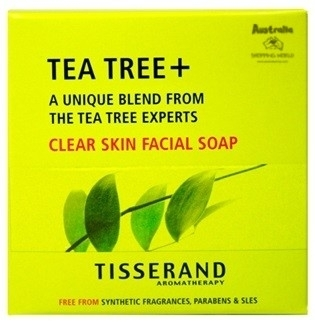 Tea Tree Clear Skin Facial Soap 100g Pkg.