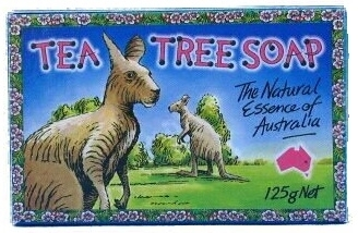 Tea Tree Teebaumoel Seife 100g