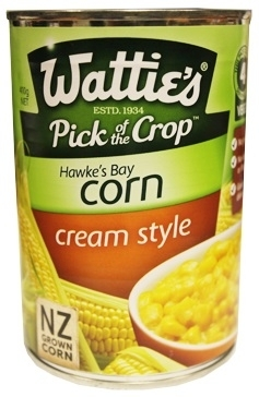 Wattie's Hawke's Bay Corn Cream Style 410g