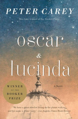 Oscar and Lucinda: Peter Carey (engl.) 520 S.