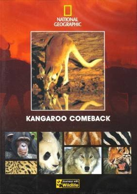 Kangaroo Comeback (Journeys with Wildlife 18) National Geographic DVD