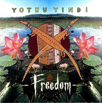 Freedom CD: Yothu Yindi