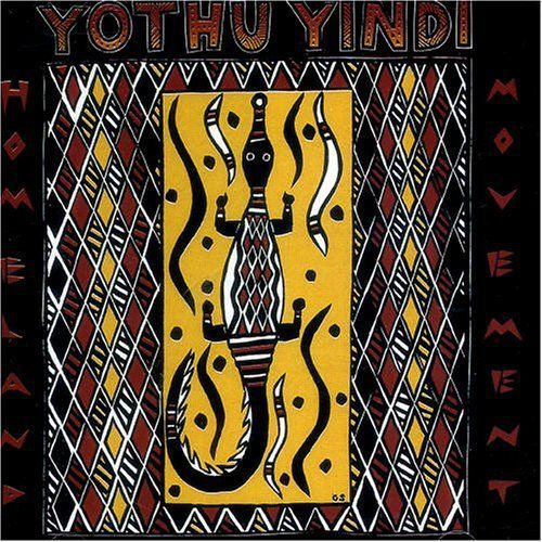 Homeland Movement CD: Yothu Yindi