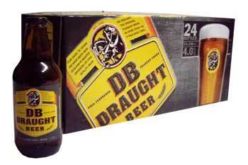 DB Draught 330ml (NZ)