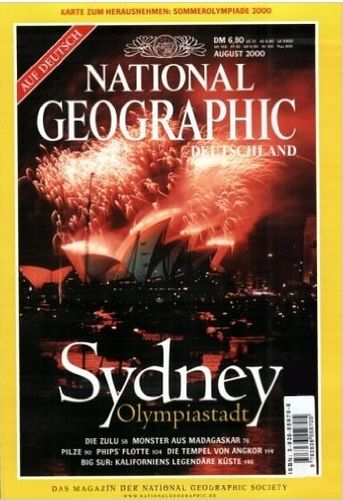 Sydney Olympiastadt: National Geographic (dt.) 174 S.