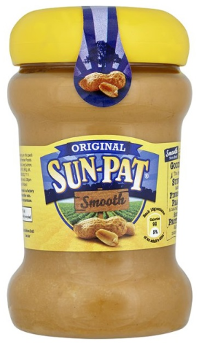 Peanut Butter Smooth 400g (EU)