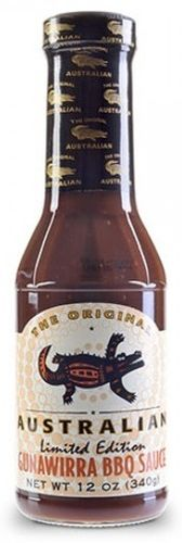 The Original Gunawirra BBQ Sauce 340g