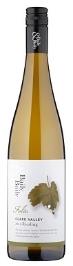 Riesling Folio Clare Valley Baily & Baily (SA)