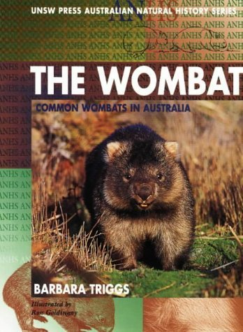 The Wombat: Barbara Triggs (engl.) 148 S.