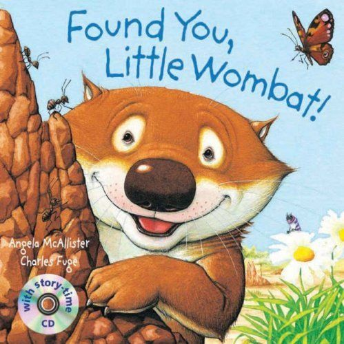 Found You, Little Wombat: McAllister/Fuge (engl.) 24 S.