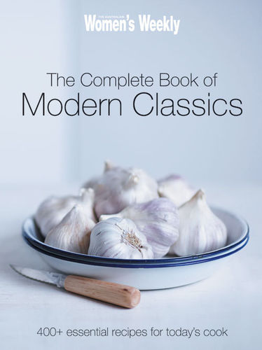 The Complete Book of Modern Classics AWW (Engl.) 496 S.