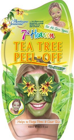 Tea Tree (Teebaumoelhonig) Peel-Off Maske 10ml (EU) Problem Skin
