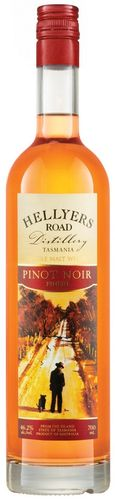 Hellyers Road Single Malt Whisky 46,2% (TAS) Pinot Noir Finish 0,7L