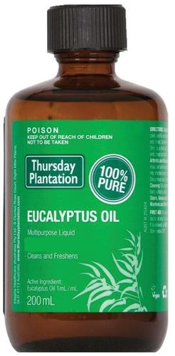 Eukalyptusöl Thursday Plantation 200ml