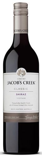 Shiraz Classic Jacob's Creek (SEA)