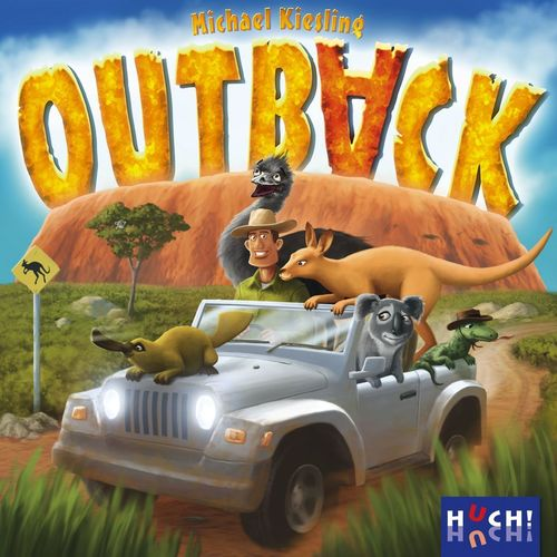 Outback Spiel Huch