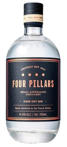 Four Pillars Gin 41,8% (VIC) 0,7L