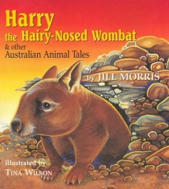 Harry the Hairy-Nosed Wombat: Jill Morris (engl.) 40 S.