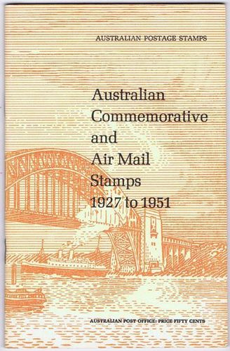 Australian Commemorative and Air Mail Stamps (engl.) 46 S.