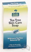 Tea Tree Teebaumoel Skin Care Seife 3x115g (NZ)
