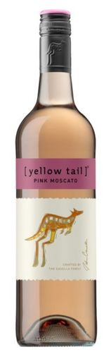 Pink Moscato Yellow Tail (SEA)