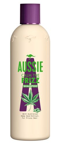 AUSSIE Calm the Frizz Shampoo 300ml