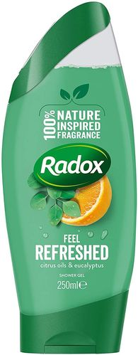 Radox Shower Gel Eucalyptus & Citrus 250ml (EU)