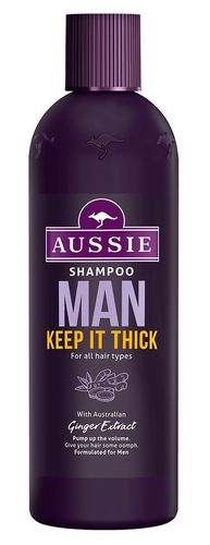 AUSSIE Shampoo MAN Keep It Thick 300ml