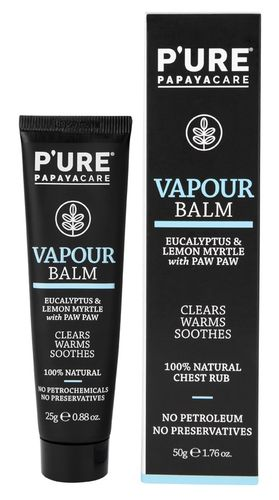 Vapour Balm PURE PAPAYA 25g