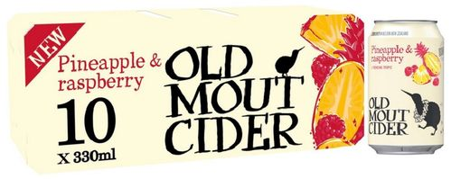 Old Mout Cider Pineapple & Raspberry 330ml Dose (EU)