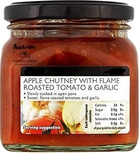 Fig, Date and Balsamic Chutney 300g (EU)