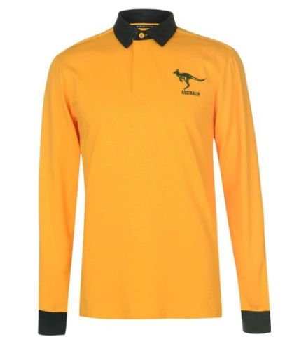 Sweat-Shirt Rugby langarm